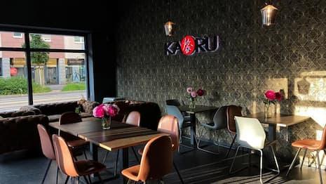 Sushirestaurant in Frankfurt