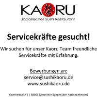 Aktuell: Sushi Köche (m/w) gesucht!