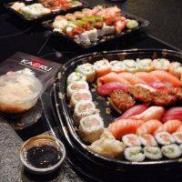 KAORU Sushi Lieferservice